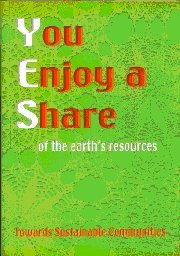 You Enjoy a Share of the earth's resources, book